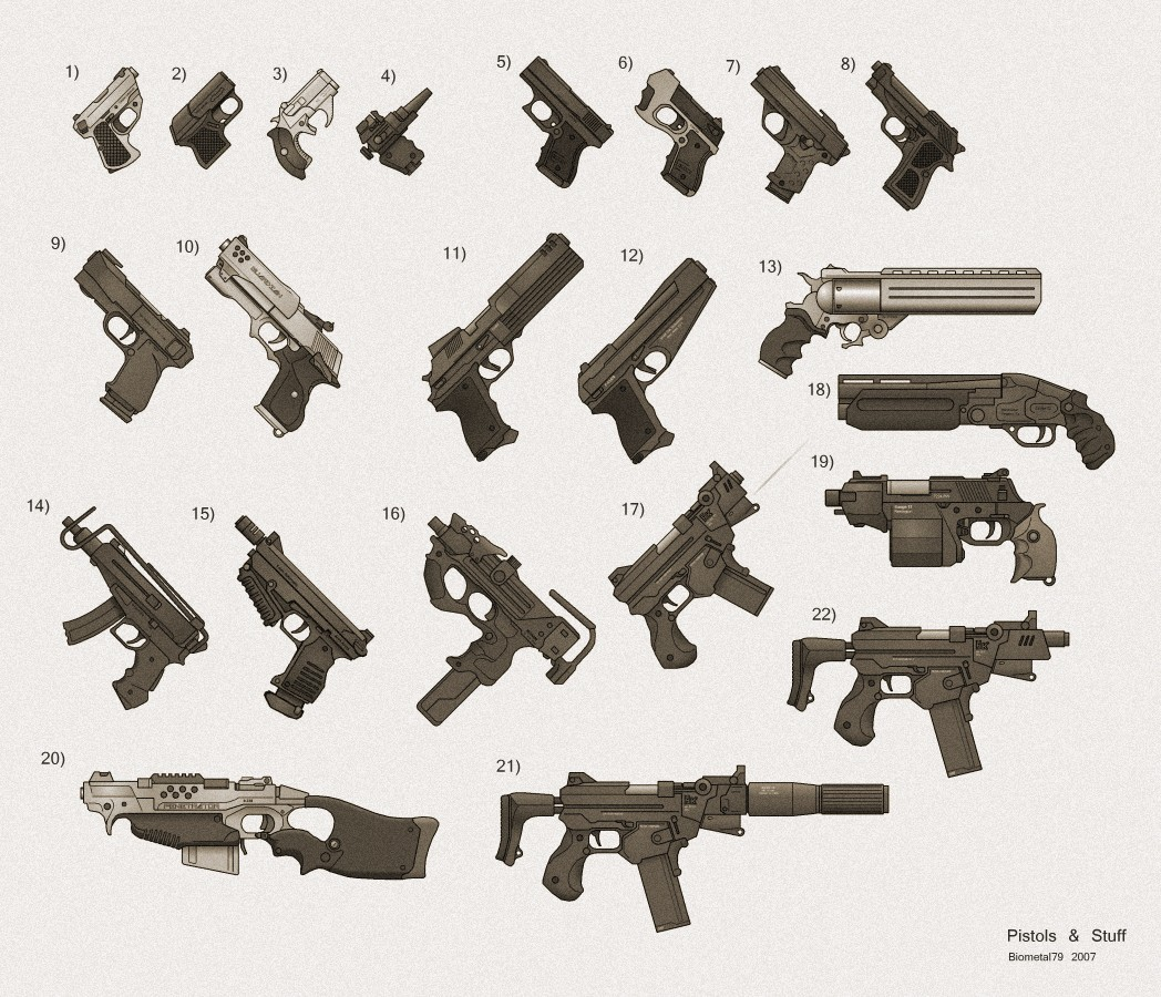 TORCHWOOD 5 / Torchwood Equipment and Weapons list